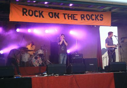Kieran Rock on the Rocks 2012 (1)